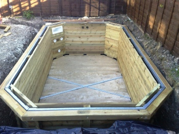 self build pool kit