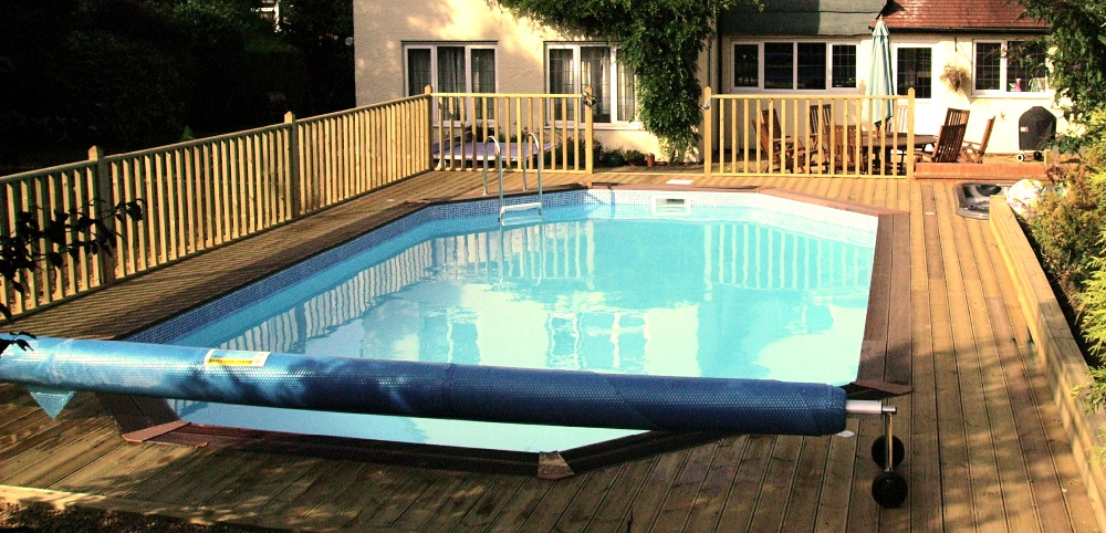 Wooden Swimming Pools And Exercise Pools From Panache Pools